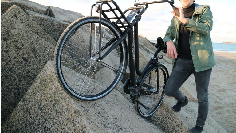 Sea Shepherd BSP fiets